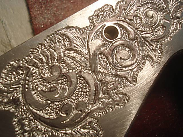 Yukon parts relief metal carving